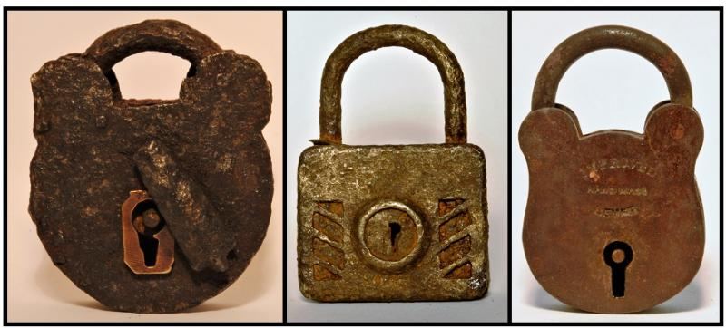 blasts from the past lots a old locks friendly metal detecting forums