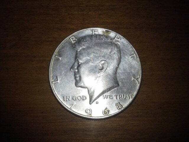 My First Coinstar Silver... And It's Big! - Friendly Metal ...