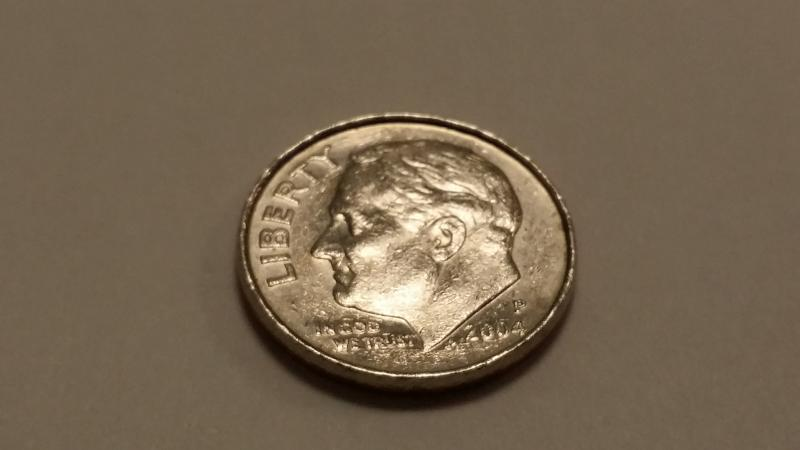 2004-P Dime Error? - Friendly Metal Detecting Forums