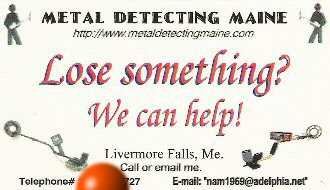 Metal detecting business card friendly metal detecting forums attached images colourmoves