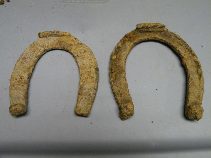 dating old horseshoes