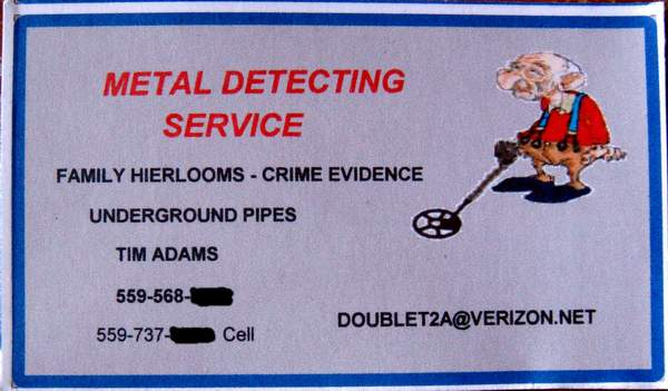 My business cards friendly metal detecting forums attached images colourmoves