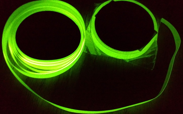 Name:  Glow in the dark peel and stick tape rolls.jpg Views: 80 Size:  140.3 KB